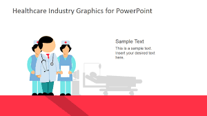 Healthcare Industry Graphics For Powerpoint Slidemodel Healthcare Ppt Templates