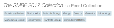 announcing the peerj collection for smbe 2017 u2013 peerj blog