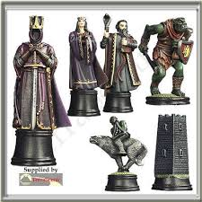 fantasy chess set chess set moulds mould prince august fantasy pa722