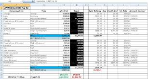 Accounting Worksheet Template Excel free accounting and bookkeeping excel spreadsheet template