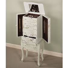 Oxford Jewelry Armoire 100 Jewelry Armoirs Jewelry Armoires Bedroom Furniture The