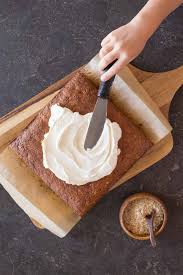 banana cake with fluffy cream cheese frosting lovely little kitchen