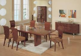 Formal Contemporary Dining Room Sets Contemporary Dining Room Sets Home Decor Idea