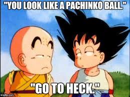 Goku Memes - kid goku meme generator imgflip