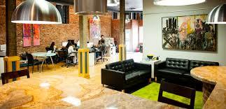 beautiful office spaces co working in winston salem alloy design development