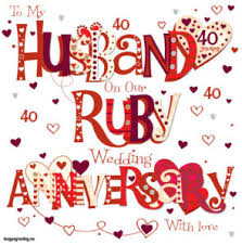 Wedding Anniversary Wishes For Husband New Happy Anniversary Wife To Husband Quotes Sayings Within