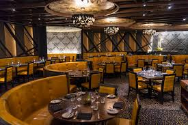 a first look inside the remodeled jean georges steakhouse eater