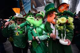 st patrick u0027s day is celebrated around the world photos huffpost