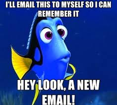Finding Nemo Meme - really funny memes forgetful dory ruin my week