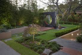 Zen Garden Design Exterior Design Zen Garden Design In Asian Landscape With Wood