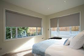 Roller Blinds Bedroom by Roller Blinds Contemporary Look