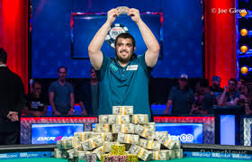 2017 world series of poker final table event 73 10 000 no limit hold em main event world chionship
