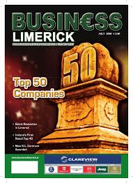 business limerick magazine 07 08 by business limerick issuu