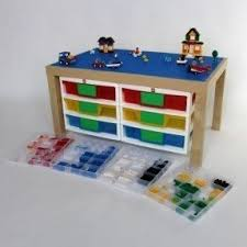 Legos Table Activity Tables For Kids With Storage Foter
