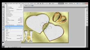 Photo Albums For Wedding Pictures Making Wedding Photo Album With Photoshop Tutorial Youtube