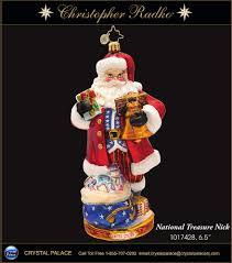 christopher radko around the world christmas ornaments