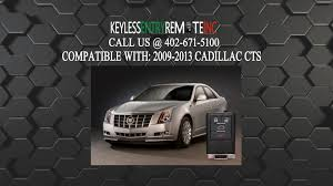 how to replace cadillac cts key fob battery 2009 2010 2011 2012