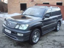 lexus suv lx used 2003 lexus lx470 for sale 4 7 gasoline automatic for sale