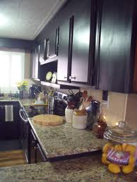 mobile home kitchen design ideas manufactured home holiday decor very merry double wide