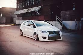 bagged lexus is350 why are lexus cars so ugly