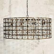 la cage 8 light chandelier arhaus furniture