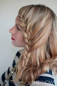 tutorial mengikat rambut kepang tutorial gaya manis dengan rambut kepang berenda merdeka com