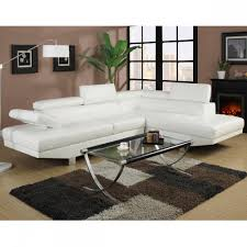 canapé blanc d angle canape d angle napoli cuir reconstitue blanc droit canapé topkoo