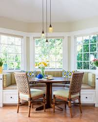 Best Home Decor Vintage Bay Window Images On Pinterest Home - Dining room with bay window