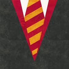 pattern block house template hogwarts gryffindor uniform robes harry potter house colors