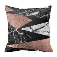 custom gold leaf throw cushions zazzle co uk