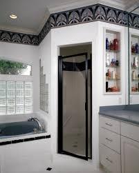 Black Shower Door Michigan Shower Doors Michigan Glass Shower Enclosures