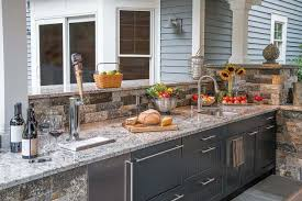 kitchen countertop tile outdoor kitchen countertops brown jordan outdoor kitchens