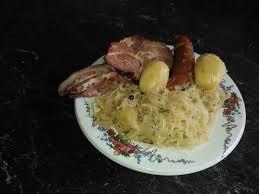 sylvie cuisine aujourd hui plat du jour choucroute garni