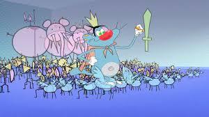 oggy cockroaches cartoons episodes 2016 magic