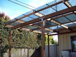build patio cover crafts home