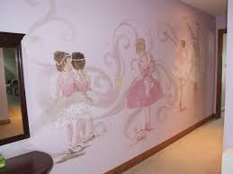 Fairy Wall Mural Decals By Muralistick Perfect For The Little - Girls bedroom wall murals