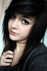 cute girls hairstyles for your crush best 25 emo girl hairstyles ideas on pinterest emo hair scene