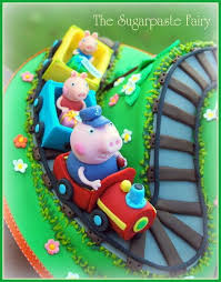 George Pig Cake Decorations 44 Best Cake Peppa Pig Images On Pinterest Peppa Pig Cakes Pigs
