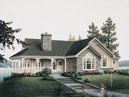 house plans with large front porch summerview atrium cottage home plan 007d 0068 house plans and more