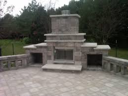 Firepit And Grill by Outdoor Grills Kitchens Fireplaces Pits Rocarek Enterprises