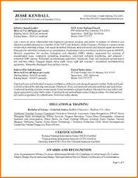 Federal Job Resume Sample by 10 Federal Government Resume Samples Financial Statement Form