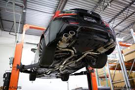 lexus rc f exhaust lexus rcf and the musa series 10 july 2015 news diamond