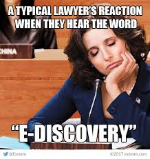 Friday Adult Memes - friday funnies exterro s e discovery meme series re veep edition