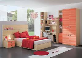 Red Modern Bedroom Ideas Teen Bedroom Furniture Ideas Colorful Design With Bed Small