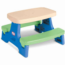 little tikes easy store picnic table naturally playful picnic table with umbrella best of little tikes