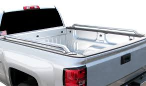 toyota tacoma bed rails 2014 2018 chevy silverado steelcraft bed rails steelcraft 602247