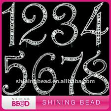 rhinestone number cake toppers number rhinestone cake topper for birthday buy number rhinestone