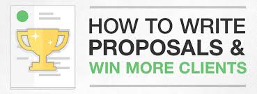 how to write epic proposals that win clients bonus templates
