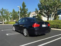 2009 bmw 335i xdrive sedan manual no longer available