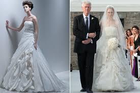 chelsea clinton wedding dress princess s chelsea clinton 39s wedding dress may look